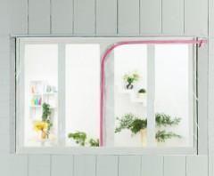PVC 지퍼식 창문 방풍비닐